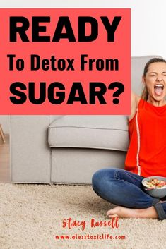 It's time to cut sugar. Try this 7 day plan to learn how to reduce your sugar intake without a meal plan or major distruption to your life. Easy diet plan for adults or kids. #loseweight #gethealthy #sugardetox #challenge #cleanse 7 Day Sugar Detox, Sugar Detox Plan, Cleanse Your Body, Body Detox, Health And Beauty, Health And Wellness, Health Fitness, Healthy Detox, Get Healthy