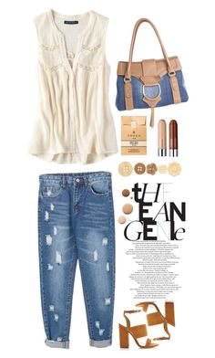 """""""Good Jeans"""" by mplusk ❤ liked on Polyvore"""