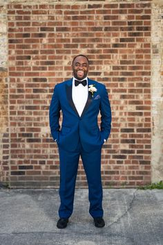 groom from The Cloth Mill at Eno River in Hillsborough, North Carolina wedding