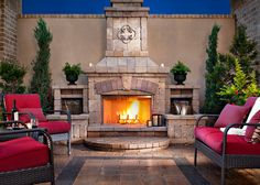 Relaxing Courtyard - traditional - patio - houston - Stewart Land Designs