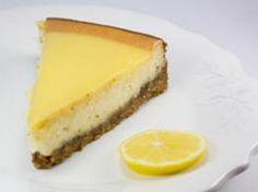 Recette Cheese cake au citron palets bretons et mascarpone