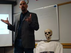 Mark doing a talk on indie publishing with his assistant Barnaby Bones Book Signing, Skeleton, Good Books, Bones, Indie, Skeletons, India, Dice, Legs