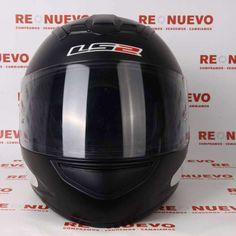 #Casco de moto #LS2 #FF351-1 Talla M E268776 de segunda mano | Tienda de Segunda Mano en Barcelona Re-Nuevo #segundamano