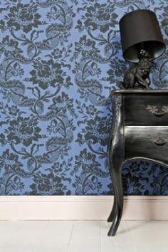 Wallpaper - Farrow & Ball - Grace & Favour - Versailles - Paint & Paper Ltd
