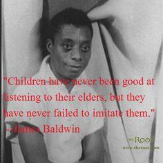 Best Black History Quotes: James Baldwin on Children