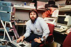 Steve Wozniak, Steve Jobs