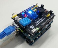 Transfer Arduino Sensor Data to Online Blynk Server - IOT