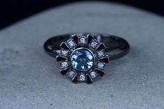 Wedding ring that's ironman themed!!!