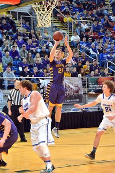Irwin named to All-State team