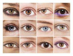 Truques de maquiagem para cada Tipo de Olho! + Bônus: Make para todas as Cores de Olhos