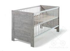 Schardt postýlka Nordic Driftwood   Dětský dům - Kočárky, dětské a kojenecké potřeby, autosedačky