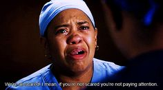 The NCLEX... We're all scared. If you're not scared you're not paying attention!