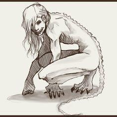 Bildresultat för monster pose