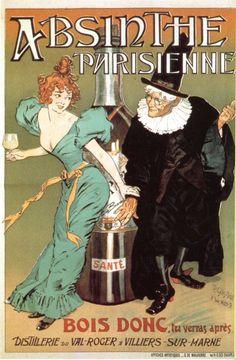 poster, art nouveau, advertisement
