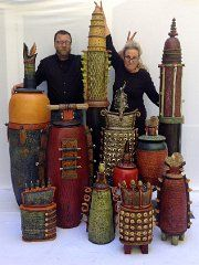 Large Vessels and Totems