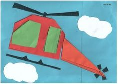 paper helicopter crafts