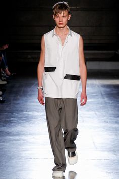 Wooyoungmi | Spring 2015 Menswear Collection | Style.com