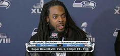 Media Day zur Super Bowl XLVIII. Die Interviews mit den Superstars des Finales.