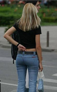 Teen Asses In Jeans 61