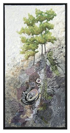 Spring Breath Tapestry - Textile