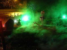 Scary Halloween Grave Yard Ideas