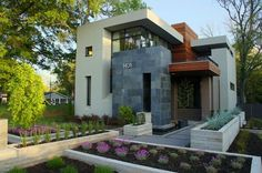 LaFrance Residence - modern - exterior - atlanta - West Architecture Studio