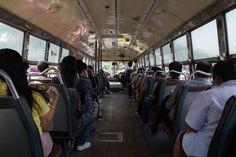 Public Transport at Bangkok, Thailand :).