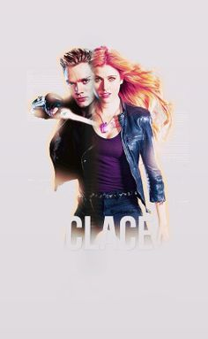 Clace - Clary and Jace - Shadowhunters - Wonderful Wallpapers! Shadowhunters Clary And Jace, Clary Et Jace, Shadowhunters The Mortal Instruments, Clary Fray, Jace Wayland, Clace, The Dark Artifices, A Series Of Unfortunate Events, City Of Bones