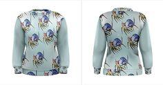 The Snails Motive Women's Sweatshirt