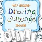 Use this 40 drawing prompts to  develope creativity and drawing skills in your students. Each sheet includes two book pages. This book can be used ...