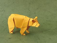 Origami Maniacs Blog. Tons of tutorials on how to make all kinds of figures with Origami