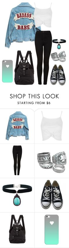 """they say we're losers and we're alright with that"" by shay-trio-of-three-o on Polyvore featuring Topshop, Converse and Casetify"