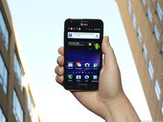 Android 4.0 comes to Samsung Galaxy Skyrocket, Galaxy Note. http://cnet.co/O0fNFl #android