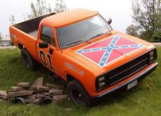 General Lee Paint Job for my mud truck