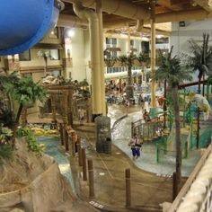Another view of the Waterpark
