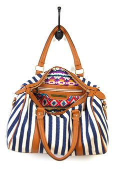 World's Fair Duffel Bag: Navy - $44.99 : Spotted Moth, Chic and sweet clothing and accessories for women