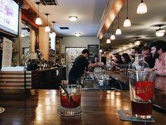 Wacobound | Barnett's Pub