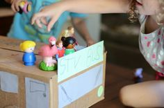 Don't Let the Pigeon Drive the Bus: Puppets, Crafts and Storytelling {Virtual Book Club for Kids}