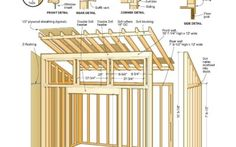 How To Go From Shed Plans To A Wooden Sheds Masterpiece