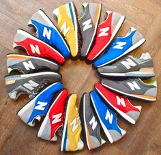 Gotstyle New Balance Retro Sneakers