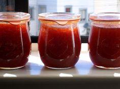 strawberry apricot jam