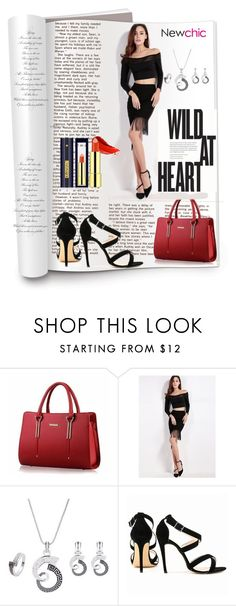 """Newchic Contest"" by melee-879 ❤ liked on Polyvore featuring chic, New and newchic"