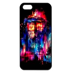 DR WHO TARDIS NEBULA GALAXY IPHONE 5 CASE  | bestiphone5caseshop - Accessories on ArtFire