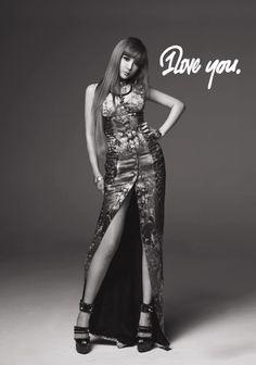 2NE1's Bom