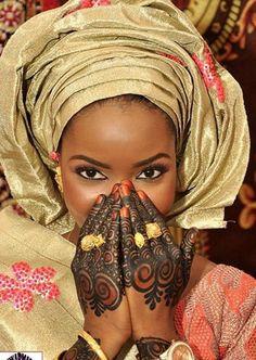 West African henna