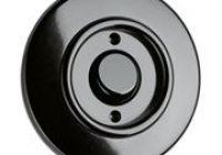 interrupteur rocker THPG Bakélite noire