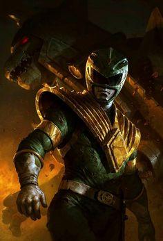 Mighty Morphin Power Rangers: Green Ranger