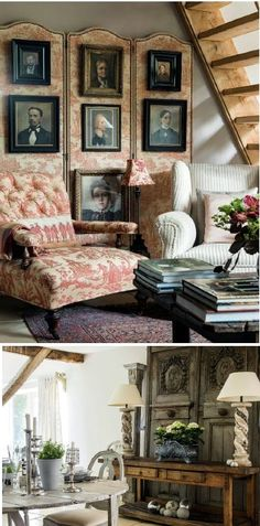 Beautiful homes photos,  pictures inside beautiful homes, English home, converted barn homes