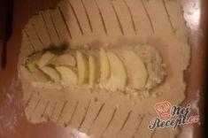 Příprava receptu Prokládaný křehký závin s tvarohovou náplní a jablky, krok 9