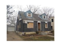 Nice investment/starter home.  2 bedroom 1 bath with detached 1 car garage.  Close to all amenities and expressways.  Priced to sell.  Hurry won't last.